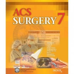 ACS Surgery 7  ( only in second hand version )